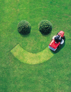 happy-lawnmower